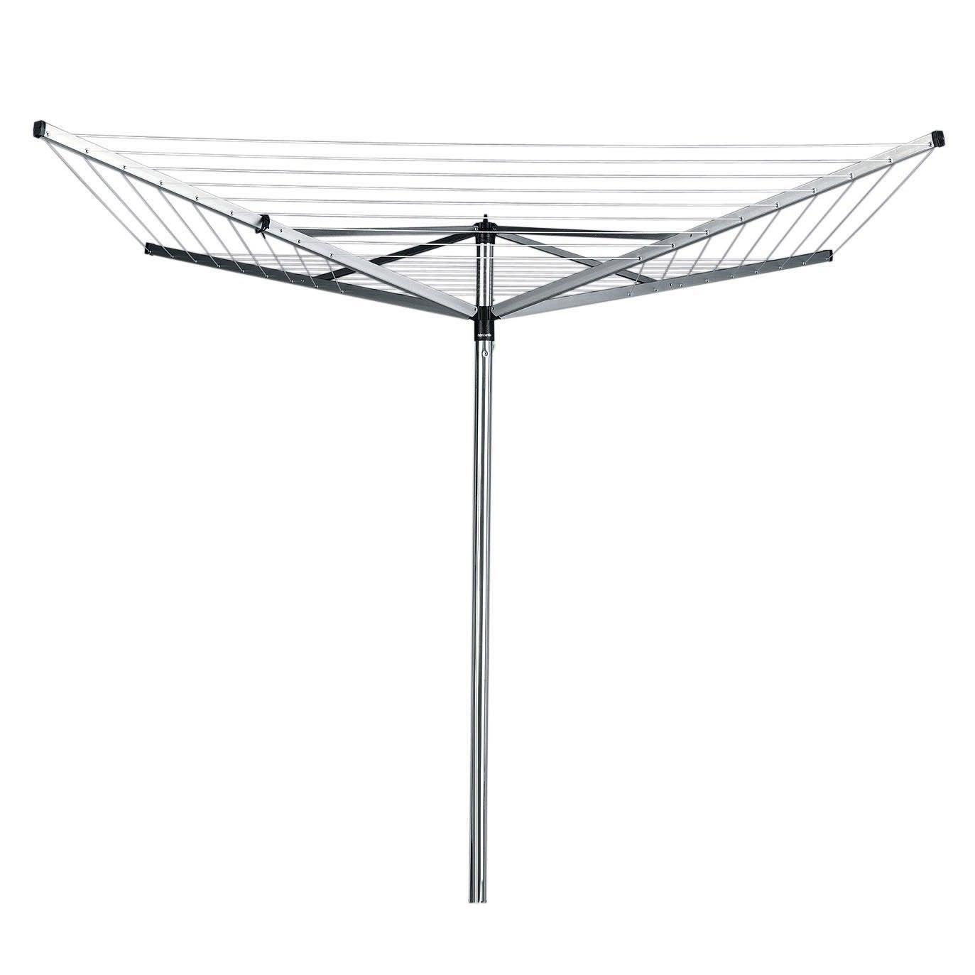 sechoir a linge brabantia 50 m d. Black Bedroom Furniture Sets. Home Design Ideas
