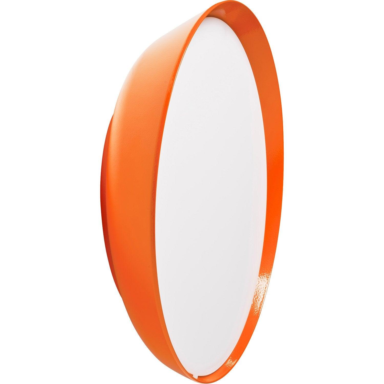 Applique plafonnier ext rieure mona 2gx13 22 w orange ral for Plafonnier terrasse exterieure
