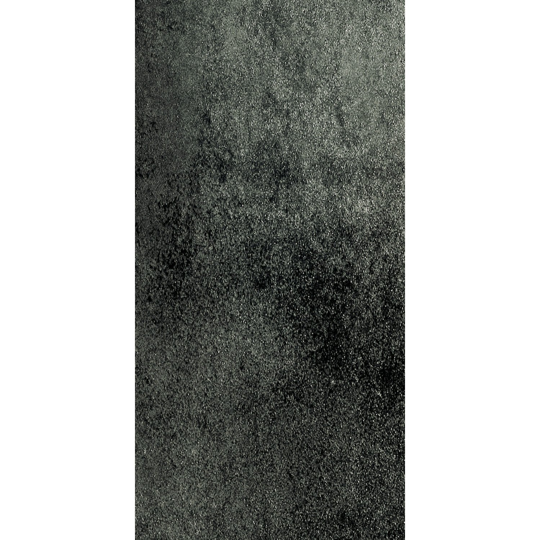 carrelage sol et mur noir metalart x cm leroy. Black Bedroom Furniture Sets. Home Design Ideas