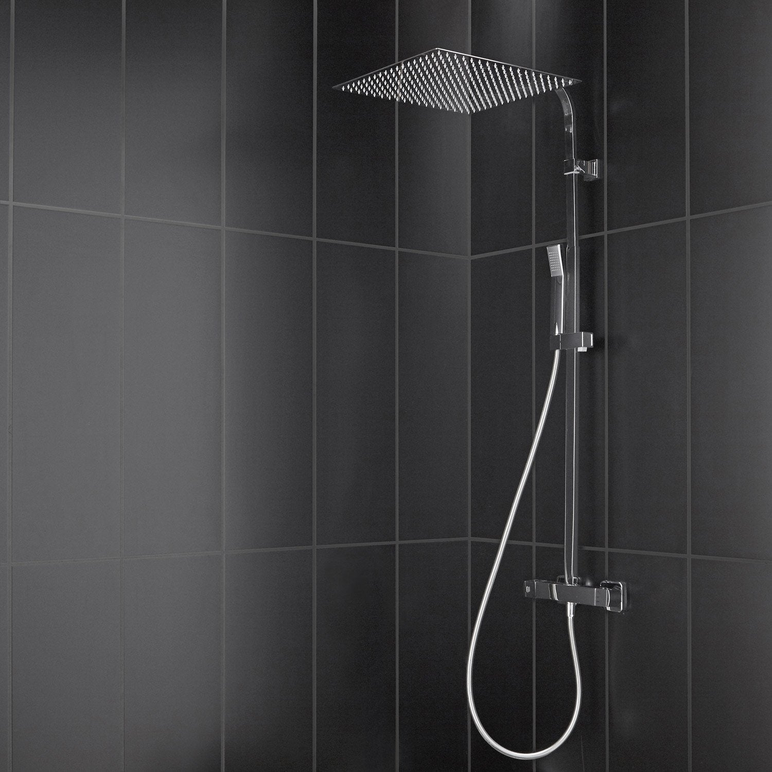 Lino salle de bain leroy merlin for Carrelage relief