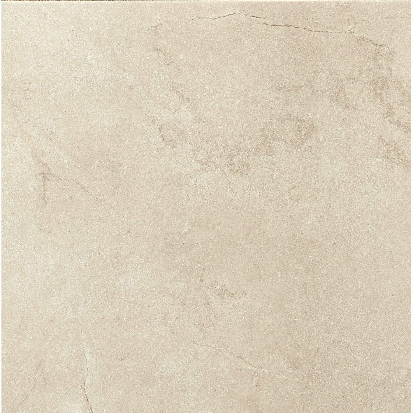 Carrelage sol et mur dune effet pierre malaga x for Carrelage sol 20x20 beige