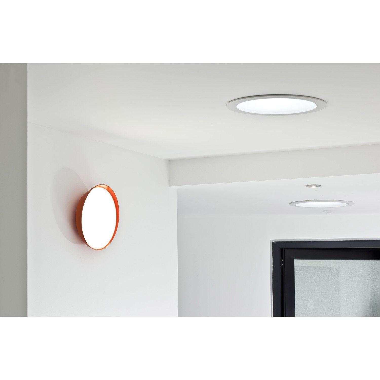Applique plafonnier ext rieure mona 2gx13 22 w rouge ral for Plafonnier terrasse exterieure
