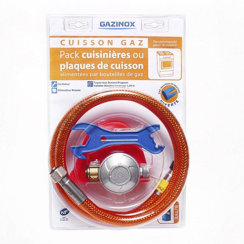 Plaque de cuisson gaz leroy merlin maison design for Couvre plaque de cuisson gaz