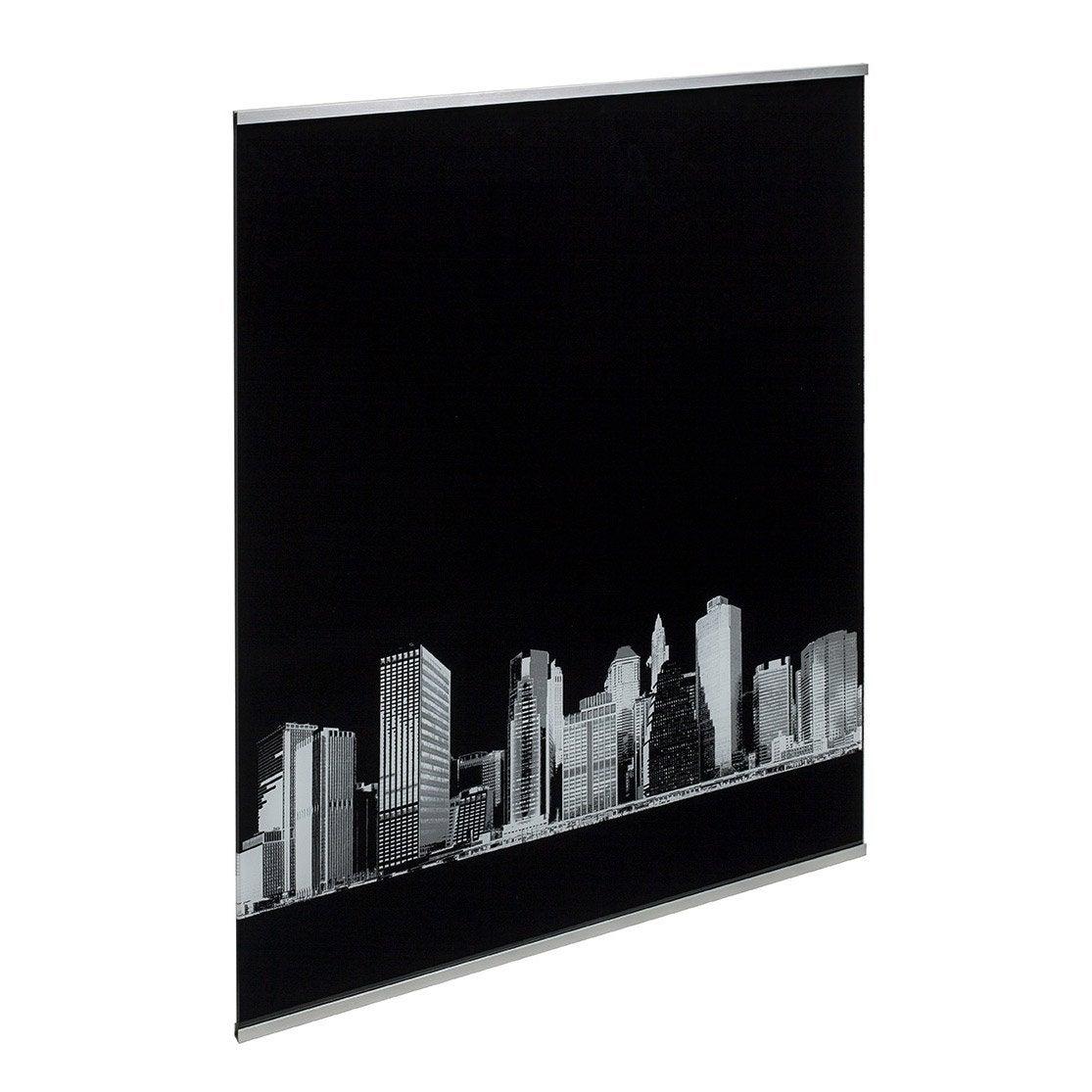 fond de hotte verre delinia d cor new york x cm ep 5 mm leroy merlin. Black Bedroom Furniture Sets. Home Design Ideas