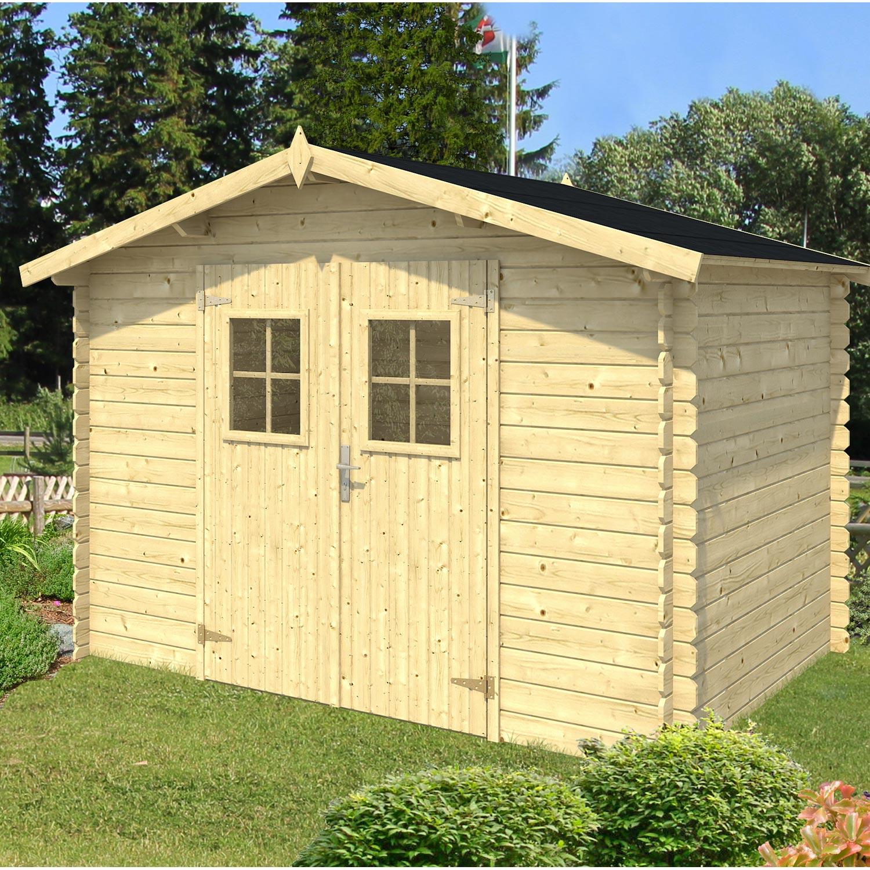 Photos abris de jardin en bois peint - Abri jardin mr bricolage fort de france ...