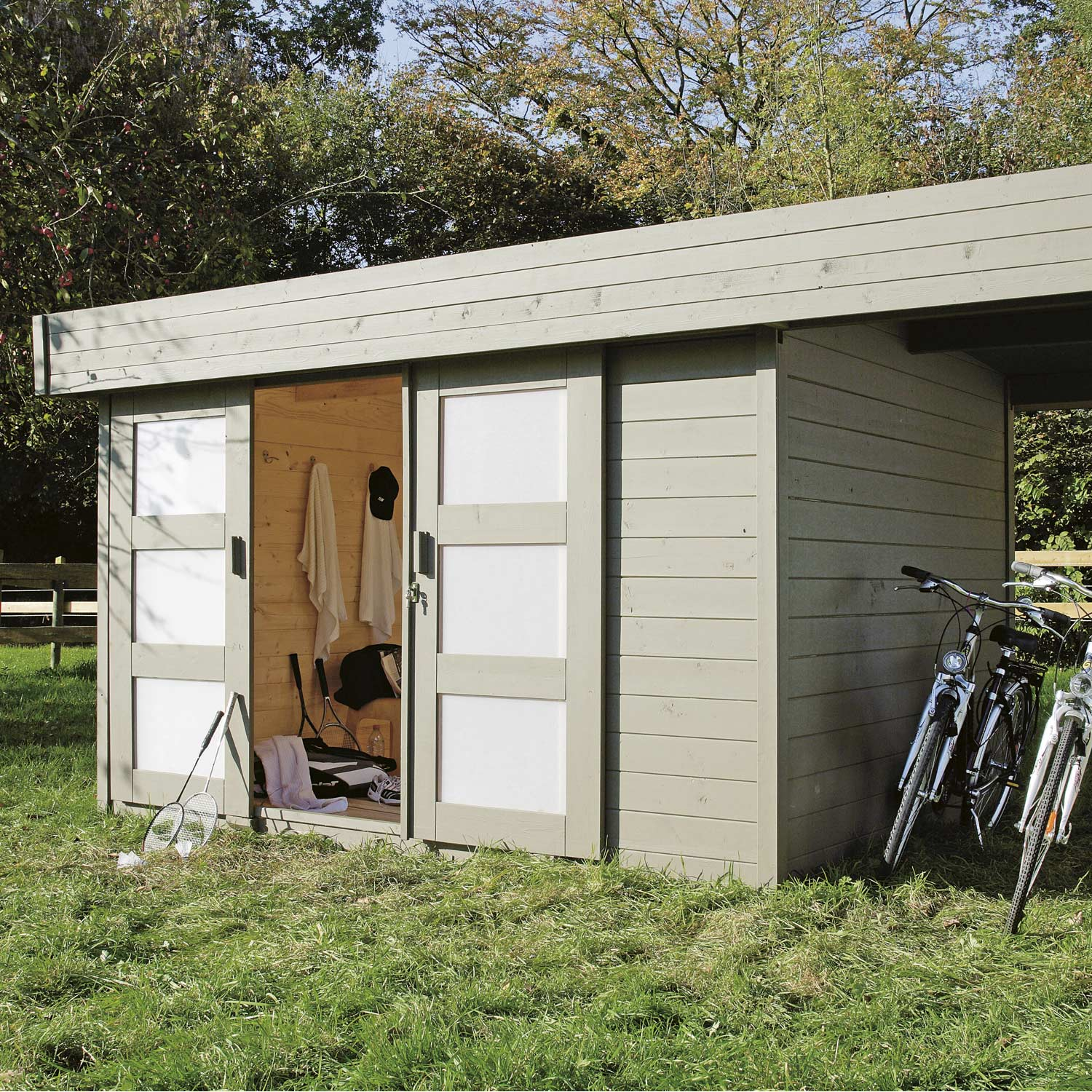 abris de jardin en bois 8 37 m2 stockholm