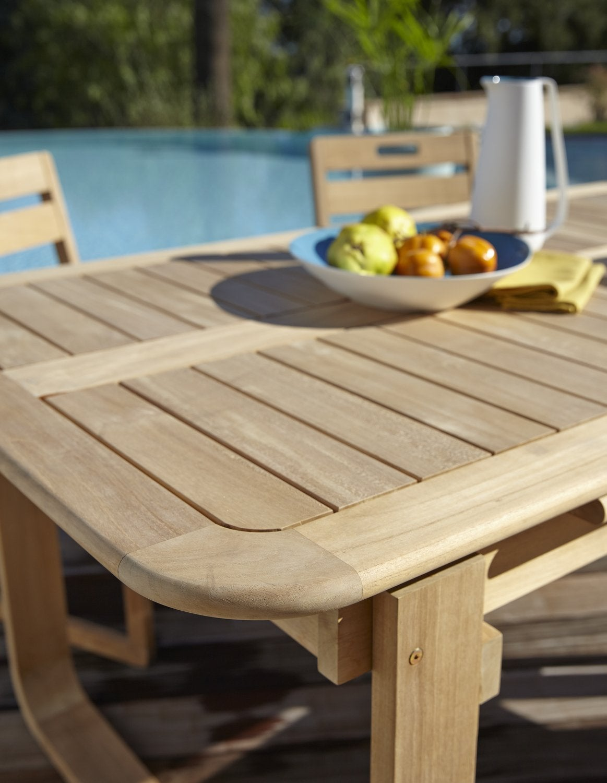 diaporama mobilier de jardin en bois vive l 39 authenticit. Black Bedroom Furniture Sets. Home Design Ideas