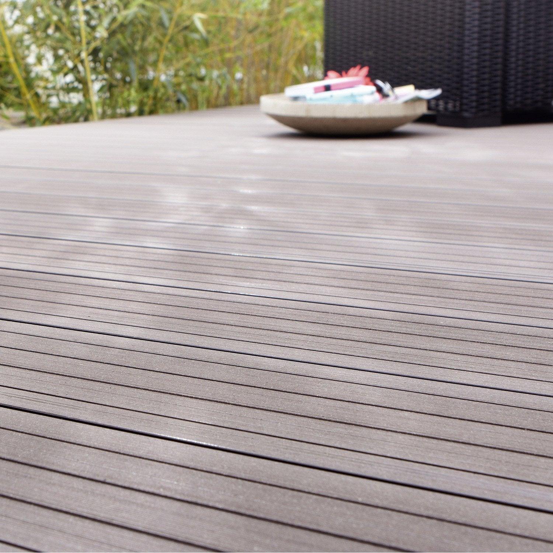 Planche grafik composite en pin brut naterial l 240 x l 14 cm x ep 26 mm l - Planche pin leroy merlin ...