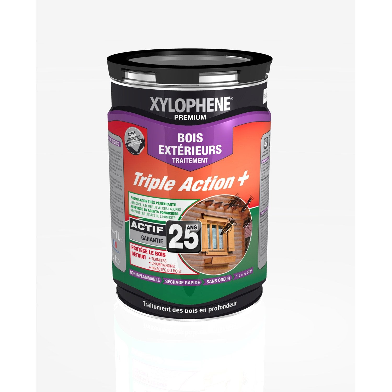 Protection bois exterieur hydrofuge peinture antirouille for Carbonyle traitement du bois