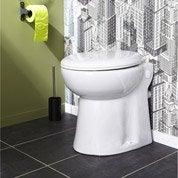 WC à poser avec broyeur intégré Pulso compact