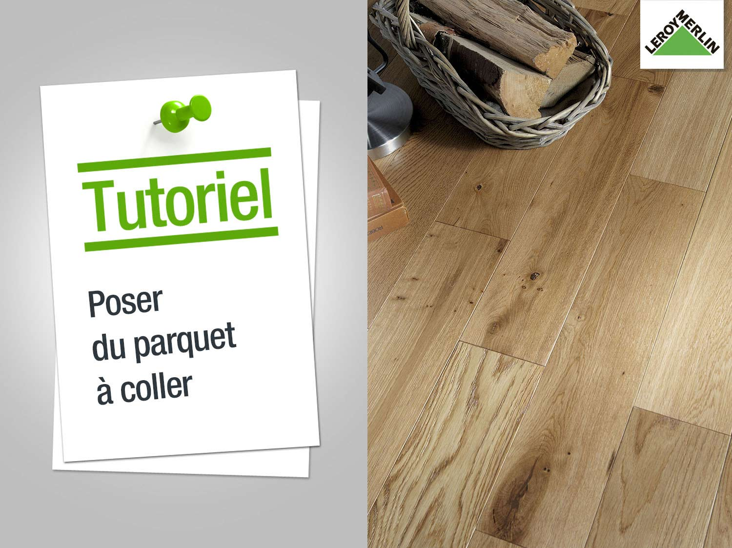 Parquet massif chataignier leroy merlin parquet massif for Coller du parquet massif sur du carrelage