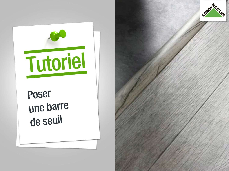 Seuil de porte interieur maison - Seuil de porte leroy merlin ...