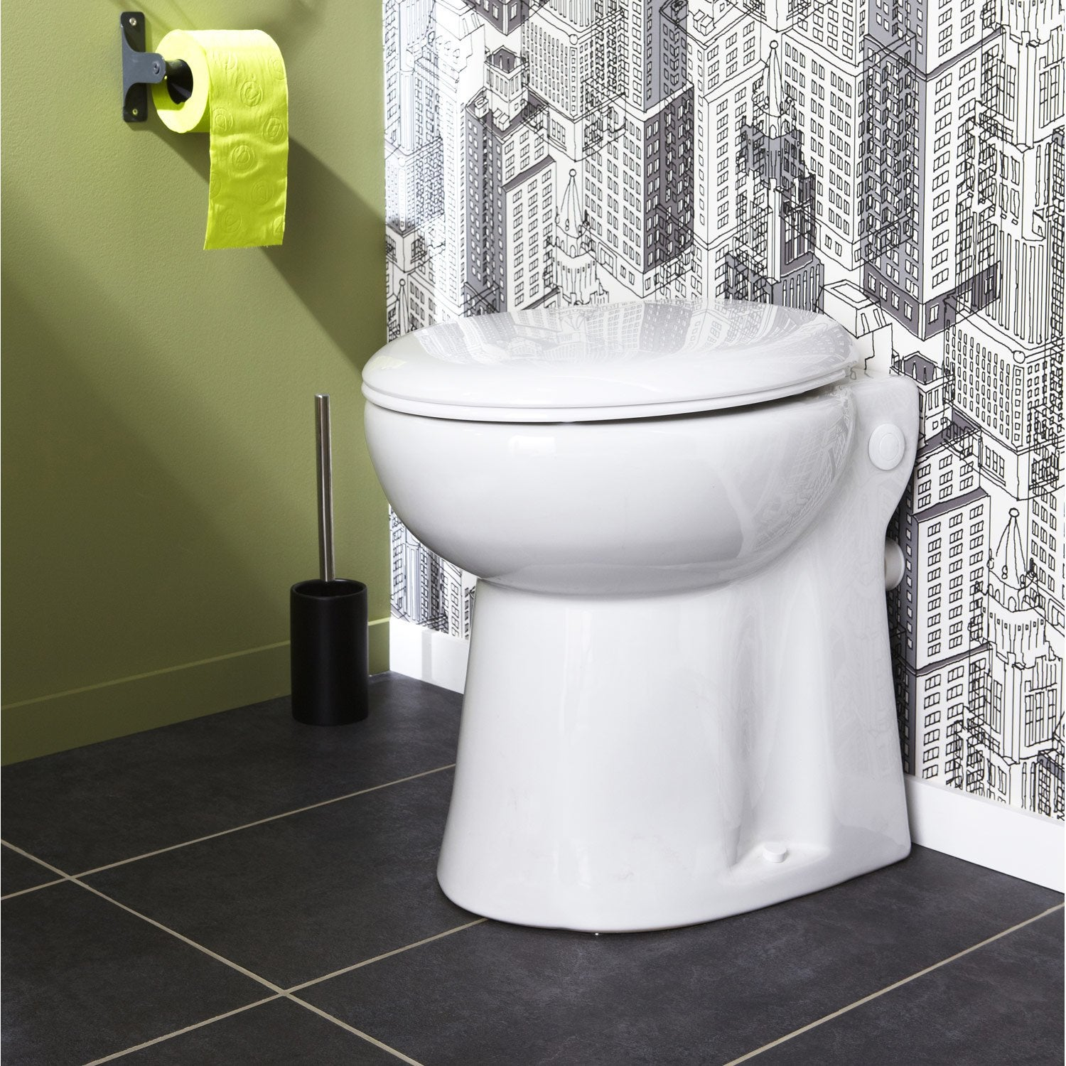 Amenagement Wc. Beautiful Dimension Lave Main Wc Meilleur De Wc ...