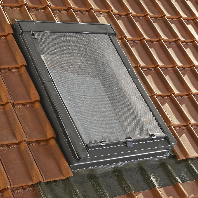 store fen tre de toit pare soleil ext rieur noir artens store pare soleil leroy merlin. Black Bedroom Furniture Sets. Home Design Ideas