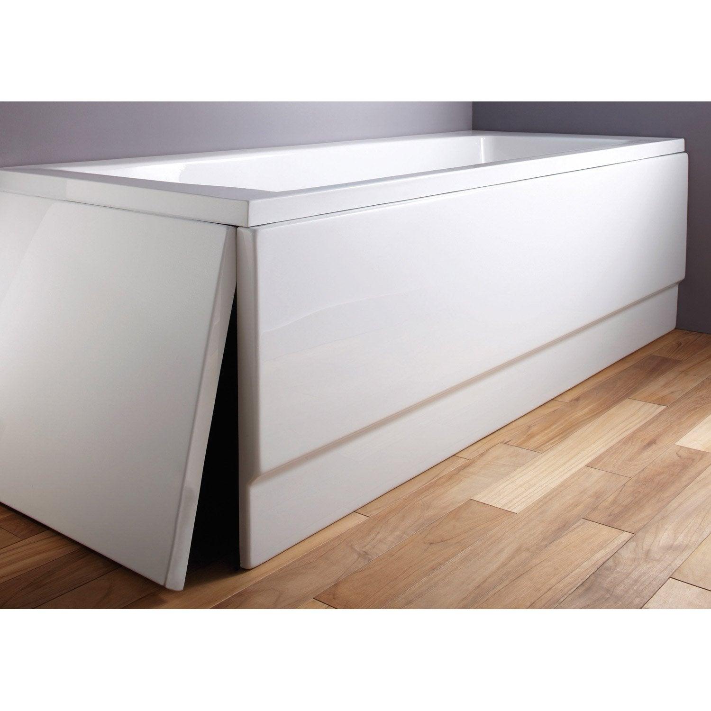 tablier de baignoire cm blanc sensea access confort leroy merlin. Black Bedroom Furniture Sets. Home Design Ideas