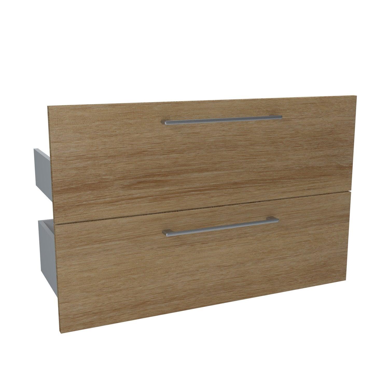 Meuble salle de bain 90 cm prix bas avec brico depot et for Meuble 90 cm