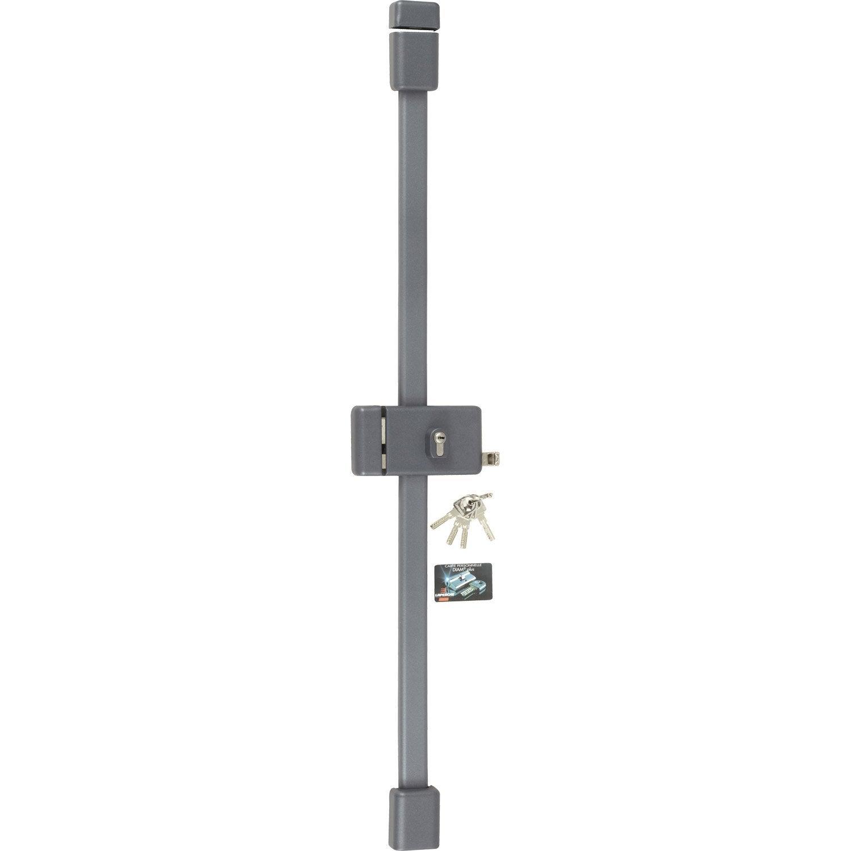 serrure en applique multipoint vachette a2p tirage gauche axe 70 mm leroy merlin. Black Bedroom Furniture Sets. Home Design Ideas