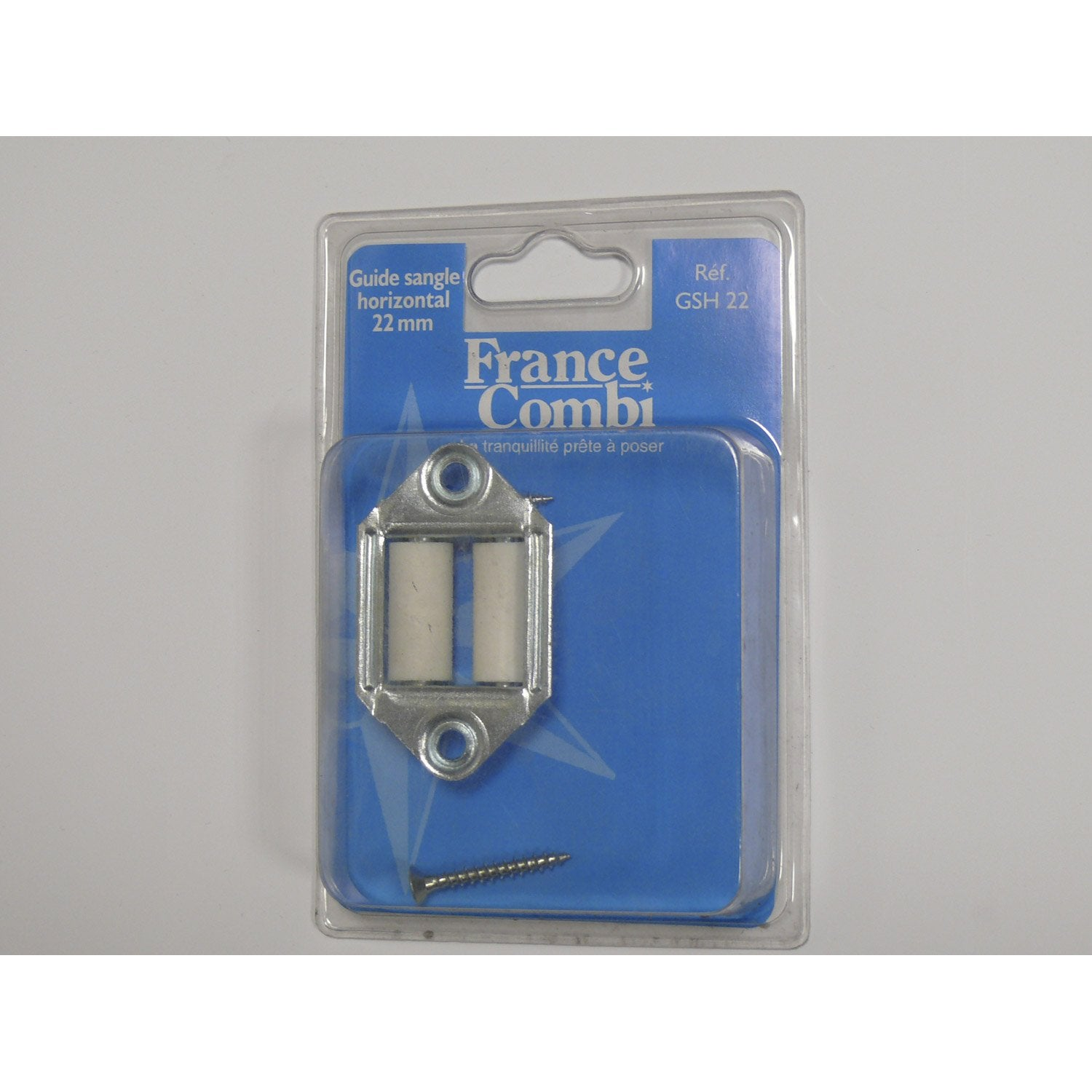 Guide sangle pour volet roulant leroy merlin for Sangle enrouleur piscine