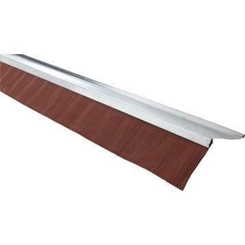 elegant lambris pvc toiture bande de rive zinc leroy merlin with leroy merlin planche de rive. Black Bedroom Furniture Sets. Home Design Ideas