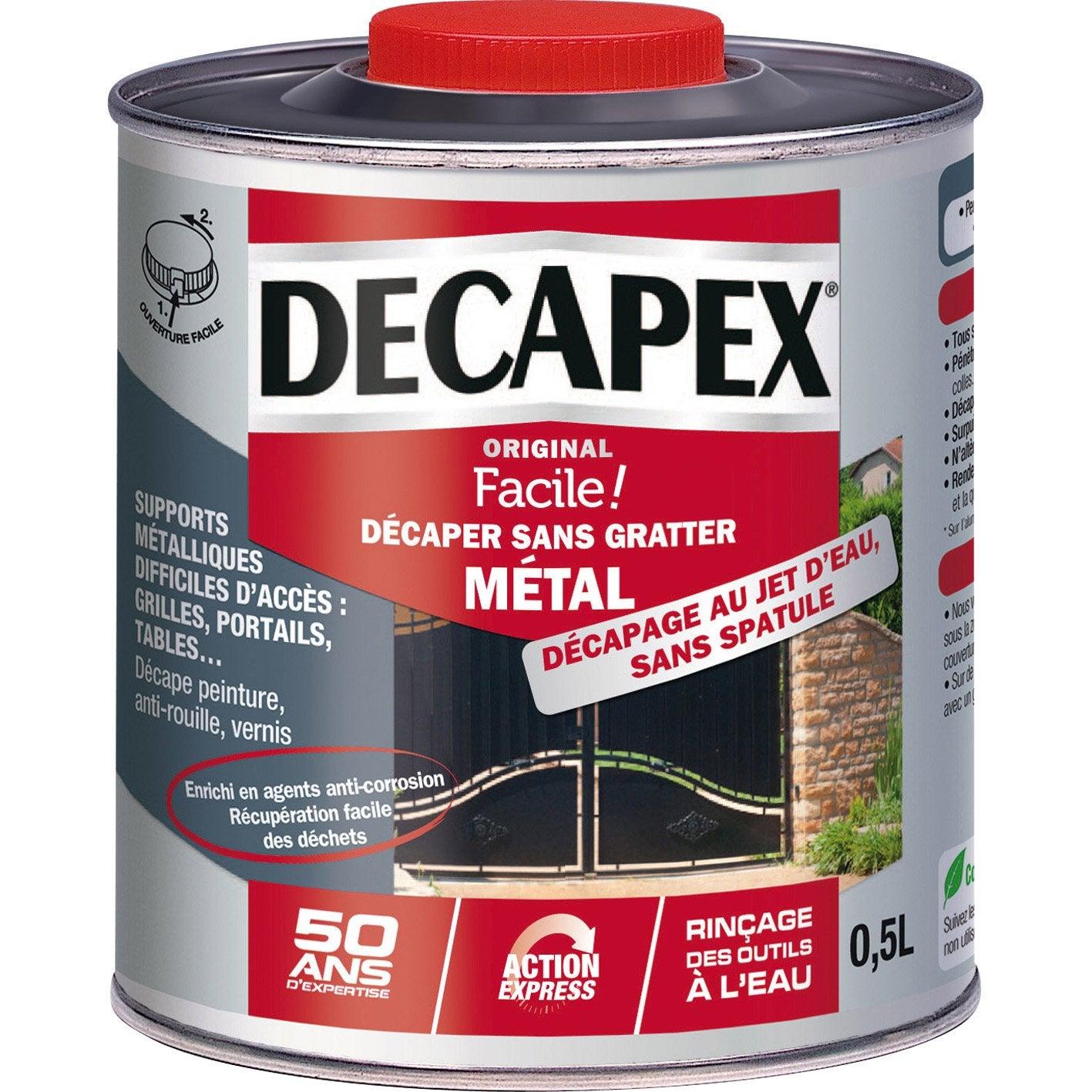 D 233 Capant M 233 Tal Decapex Sans Grattage 0 5 L Leroy Merlin