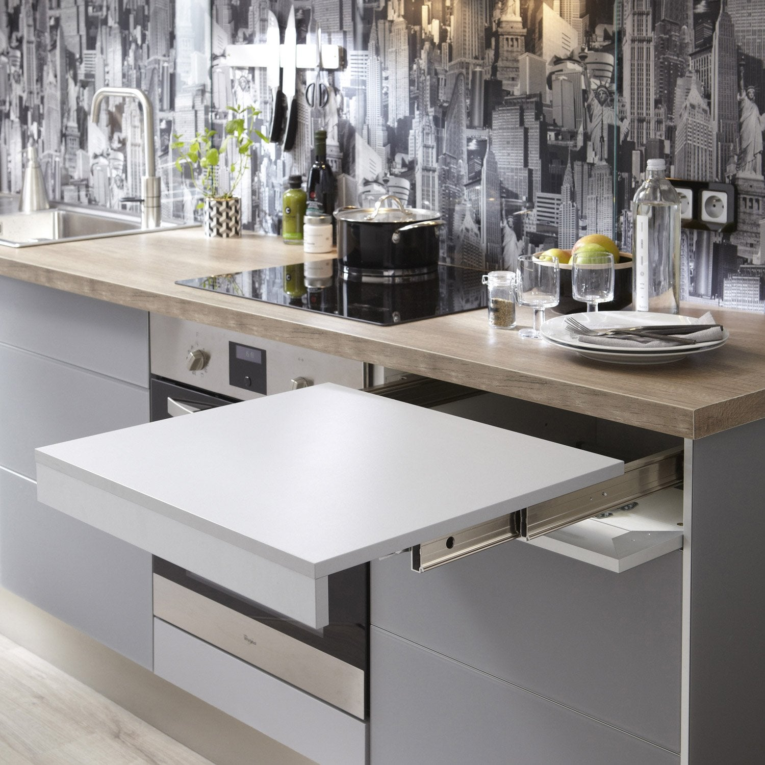 Kitchenette leroy merlin pintura en spray para renovar - Kitchenette leroy merlin ...