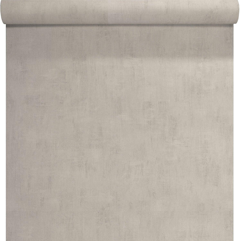 Papier peint uni b ton blanc leroy merlin - Beton decoratif leroy merlin ...