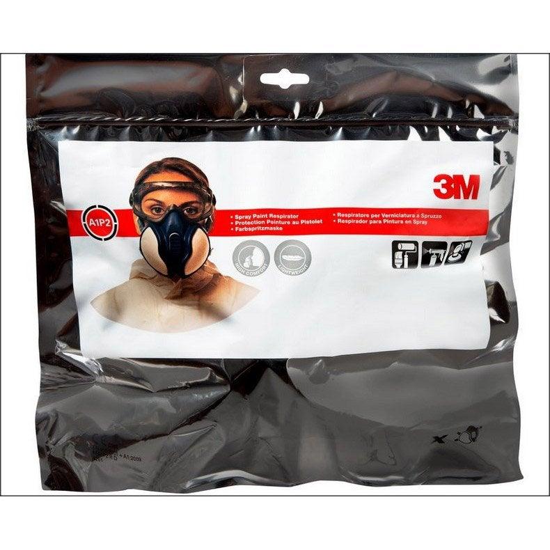 masque de protection antipoussi re 3m protect leroy merlin. Black Bedroom Furniture Sets. Home Design Ideas