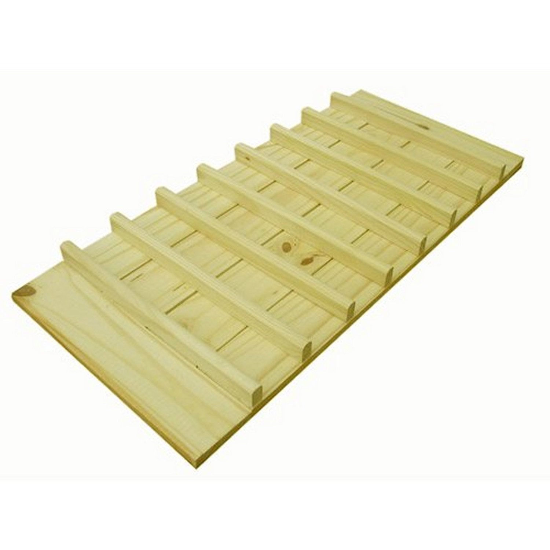 tablette range bouteilles pin spacea cm leroy merlin. Black Bedroom Furniture Sets. Home Design Ideas