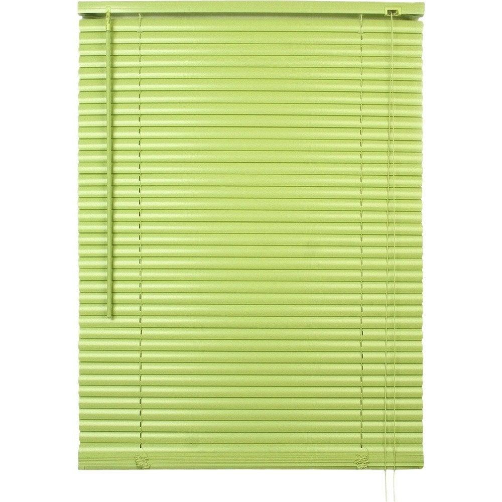 Store v nitien pvc vert vert n 5 x cm leroy for Portillon pvc vert