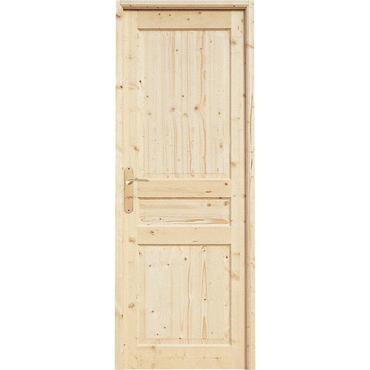 Porte daposintrieur, bloc porte - CASTORAMA