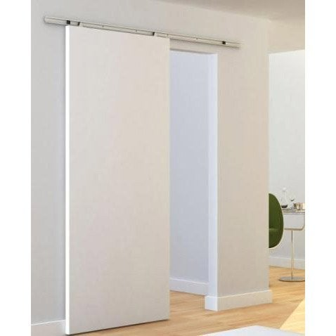 Rail coulissant samba pour porte de largeur 93 cm maximum for Porte coulissante 93 cm