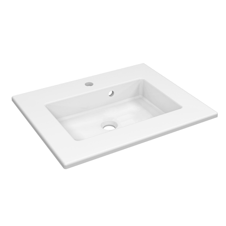 Vasque pas cher good inspir meubles salle de bain design for Meuble simple vasque pas cher