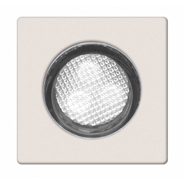 Lot de 10 spots encastrer ext rieur asta acier for Spot encastrable exterieur diametre 100