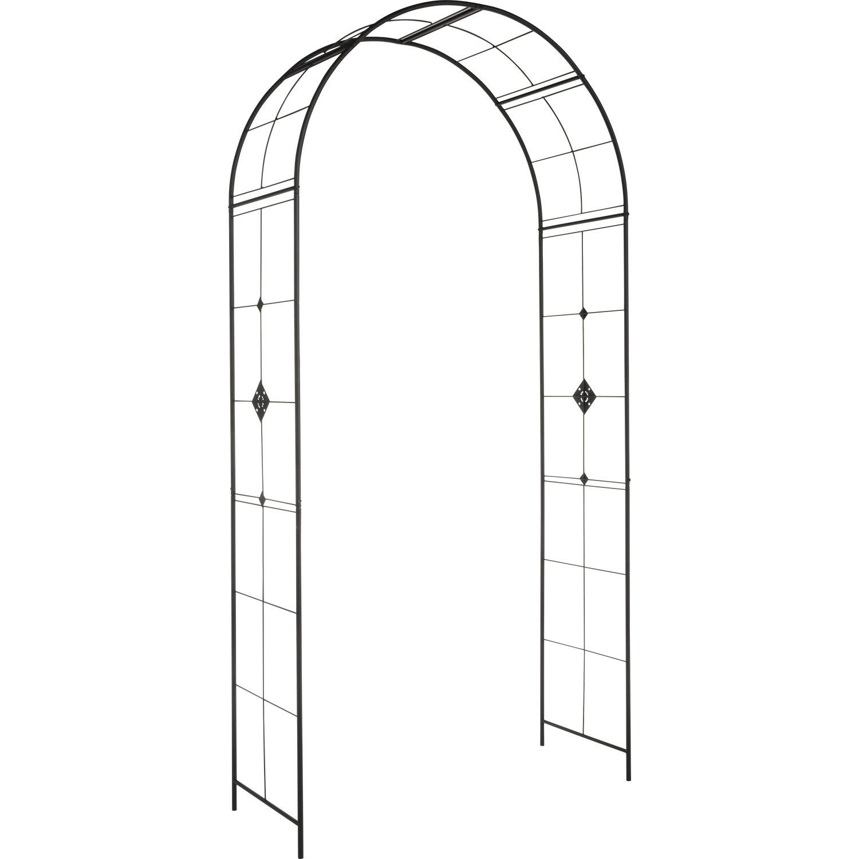 arceau double egt garden melia x x cm. Black Bedroom Furniture Sets. Home Design Ideas