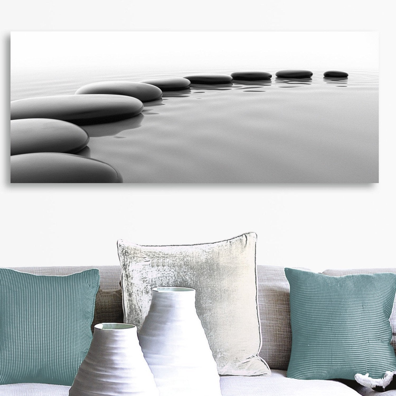 verre imprim meditation arena deco glass x cm leroy merlin. Black Bedroom Furniture Sets. Home Design Ideas