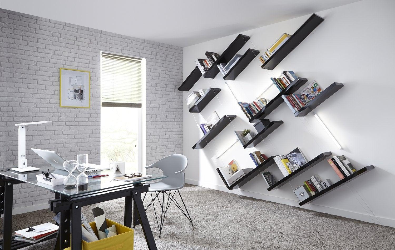 comment garder de la luminosit tout en s parant une pi ce avec des pav s de verre leroy merlin. Black Bedroom Furniture Sets. Home Design Ideas