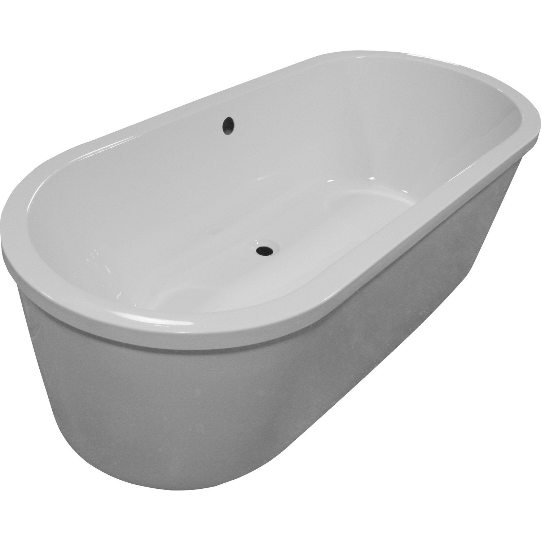 Tablier baignoire pvc blanc - Tablier de baignoire leroy merlin ...