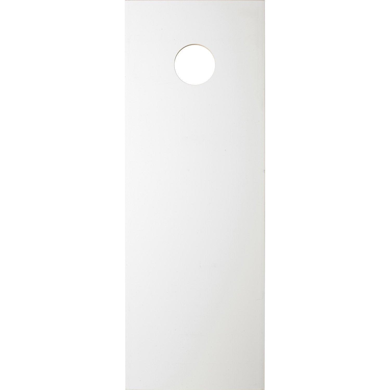 Porte coulissante isoplane perc e pour hublot 204 x 73 cm - Porte coulissante 73 cm castorama ...