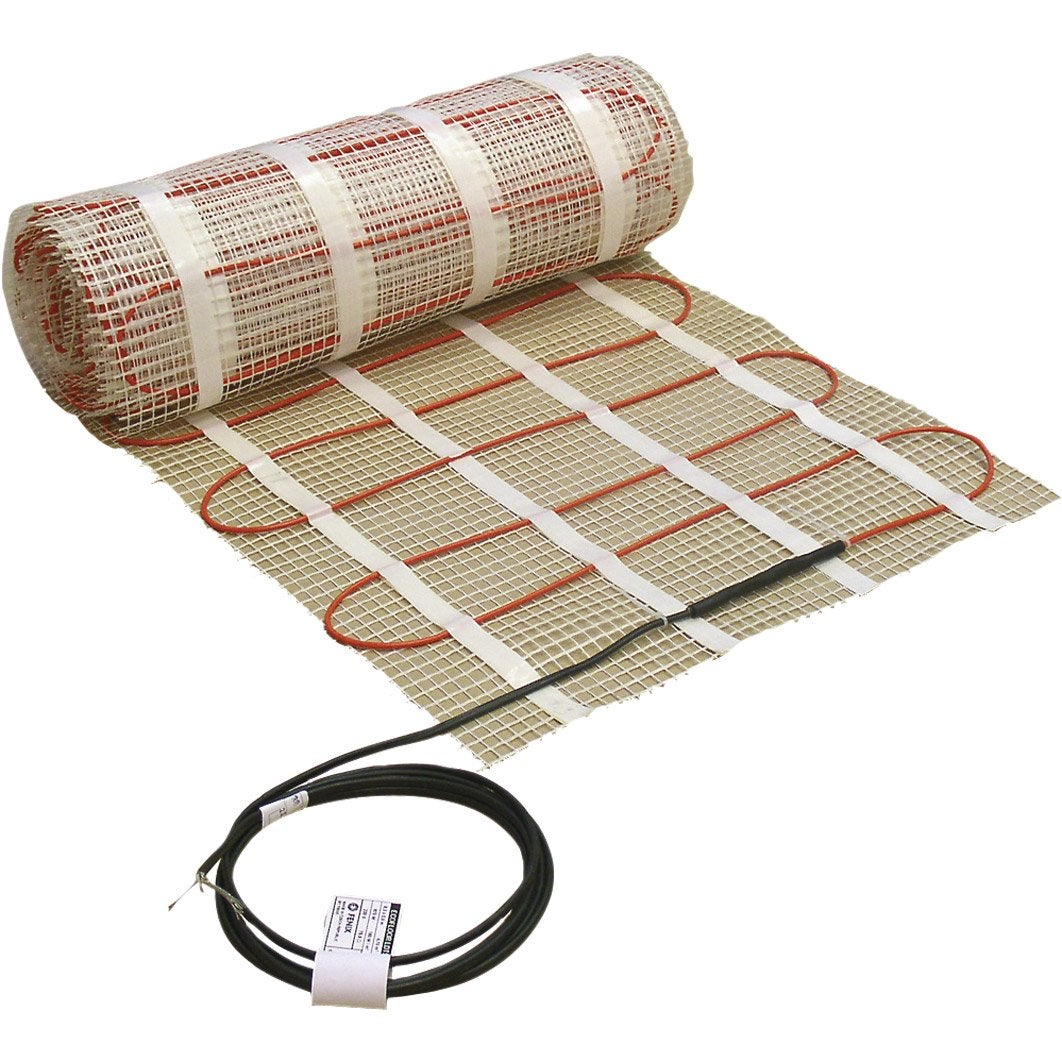 plancher chauffant lectrique sud rayonnement c ble kit. Black Bedroom Furniture Sets. Home Design Ideas
