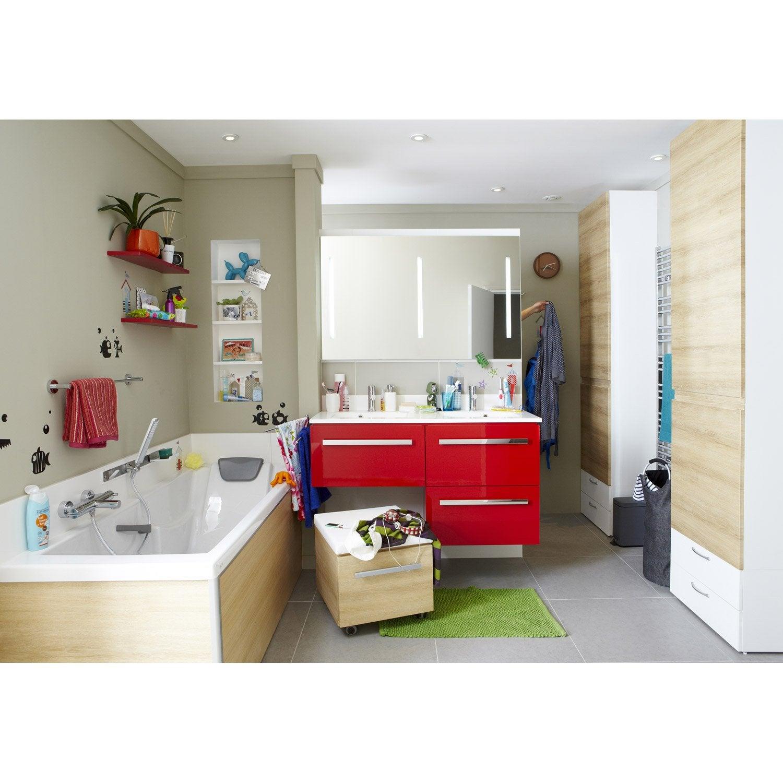 tablier de baignoire cm ch ne allibert. Black Bedroom Furniture Sets. Home Design Ideas