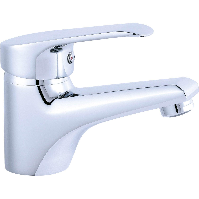 Mitigeur lavabo chrom sensea lexo leroy merlin - Mitigeur lavabo leroy merlin ...