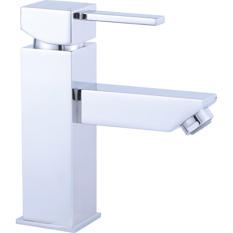 Mitigeur lavabo chrom sensea luka leroy merlin - Mitigeur lavabo leroy merlin ...