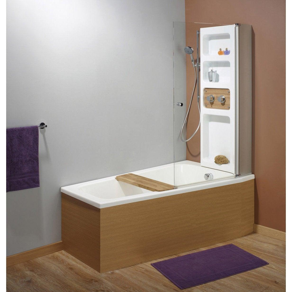 baignoire asym trique twineo prime droite sucal acrylique. Black Bedroom Furniture Sets. Home Design Ideas