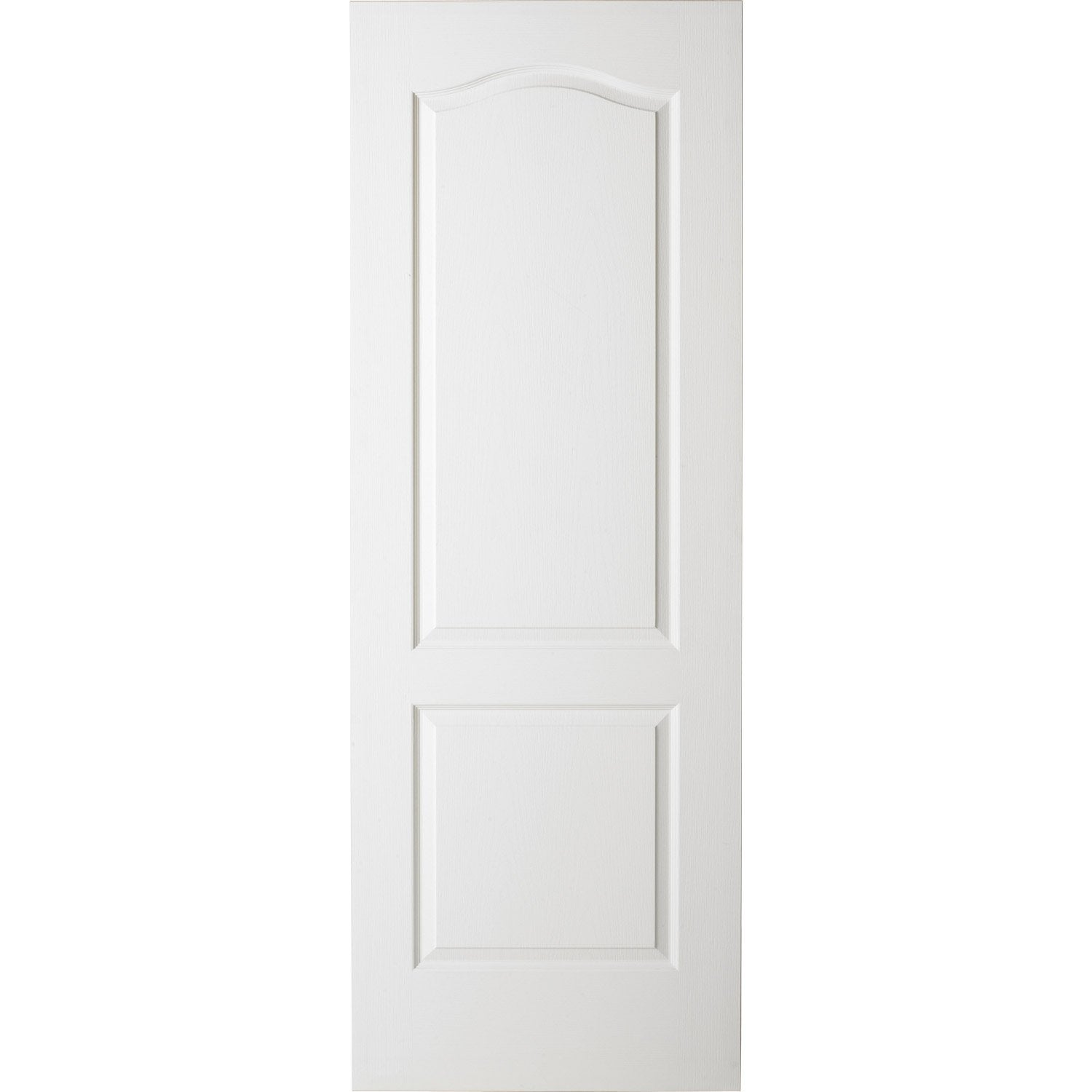 Porte coulissante postform e x cm leroy merlin for Porte coulissante 140 cm