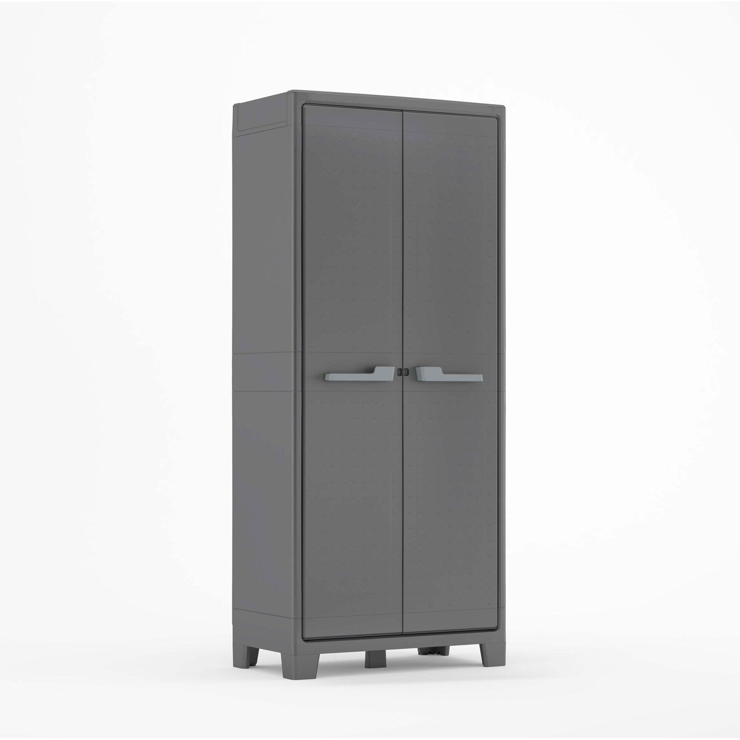 armoire de jardin r sine titan anthracite x x. Black Bedroom Furniture Sets. Home Design Ideas